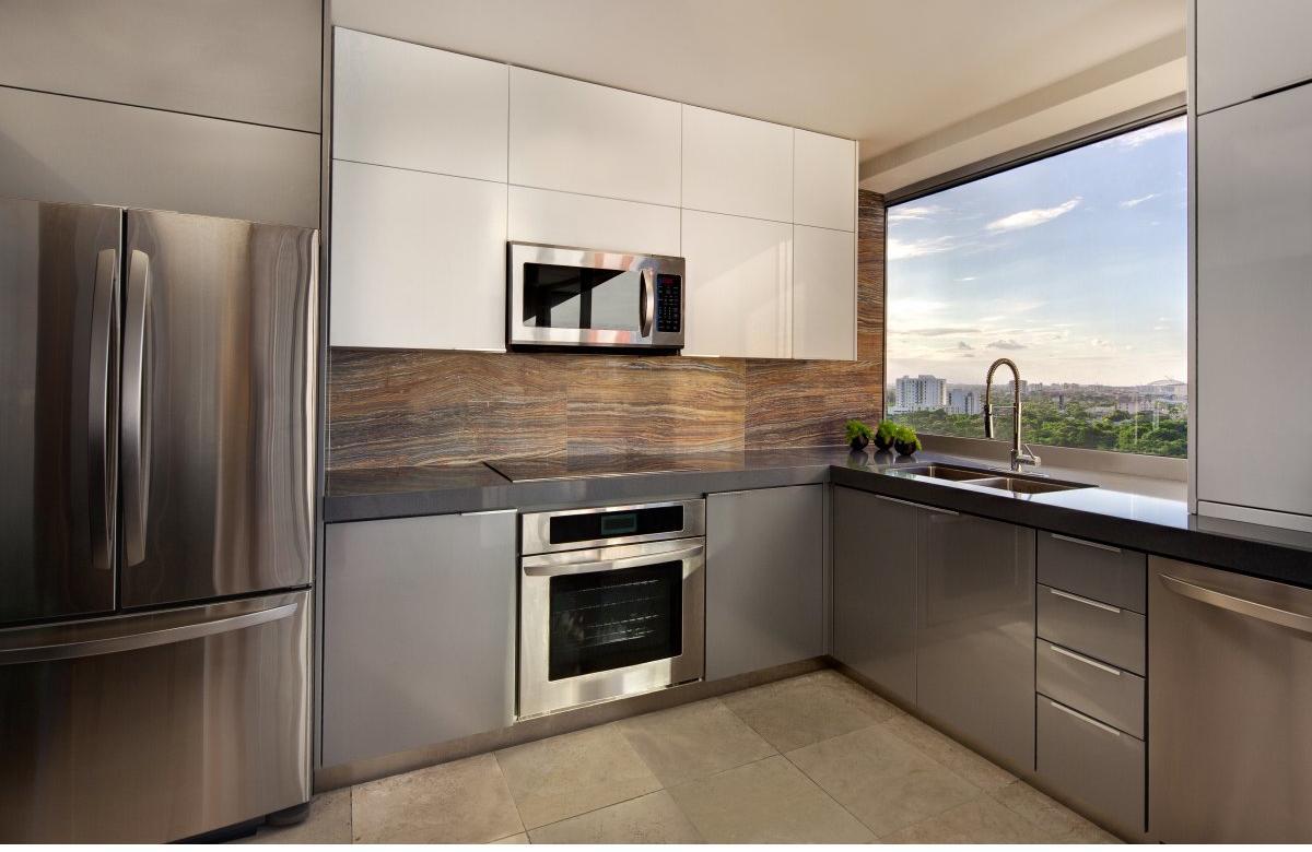 Estetik k yeni modern mutfak rnekleri for Smart kitchen ideas
