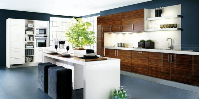 Estetik , Şık Yeni Modern Mutfak Örnekleri