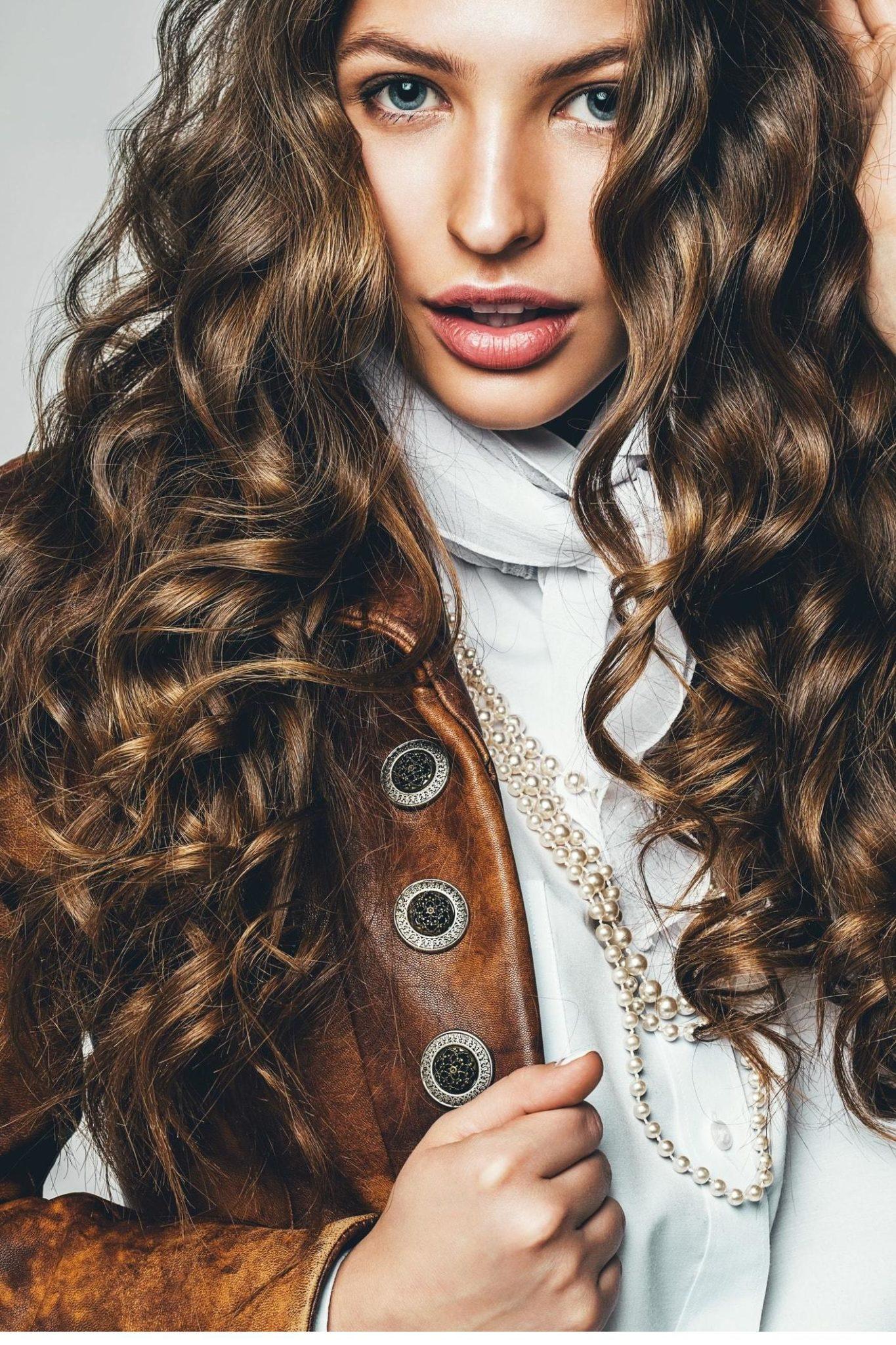 Perma Saç Modelleri