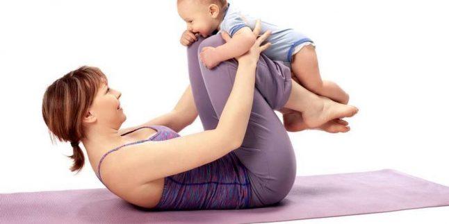 Doğum sonrası hızlı kilo vermek için ipuçları