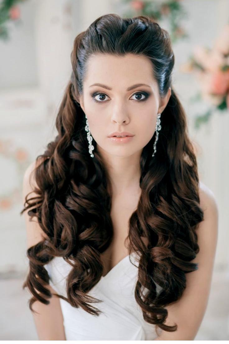 Объемные стрижки на длинные волосы и фото причесок с
