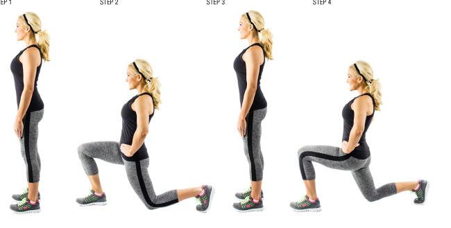 Yuvarlak Kalçalara Sahip Olmak İçin Egzersizler