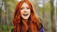 Yeni Trend ve Çekici Bayan Kızıl Saç Modelleri