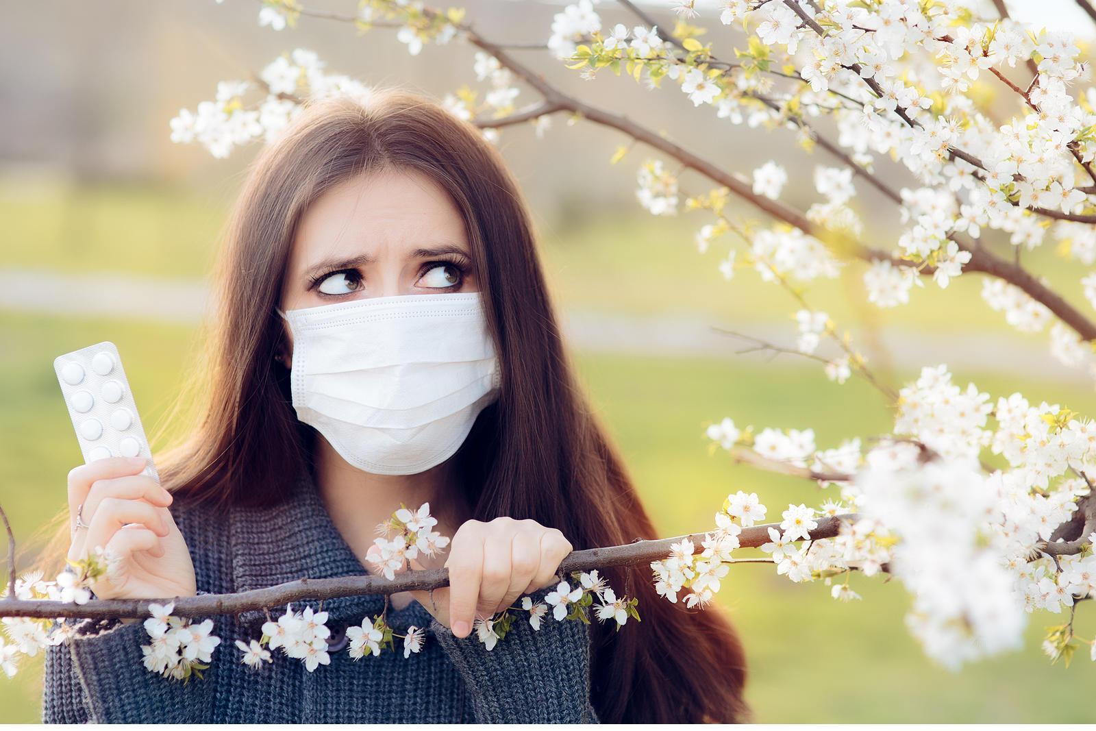 Bahar Aylarında Alerjiden Korunmak İçin Neler Yapılmalı