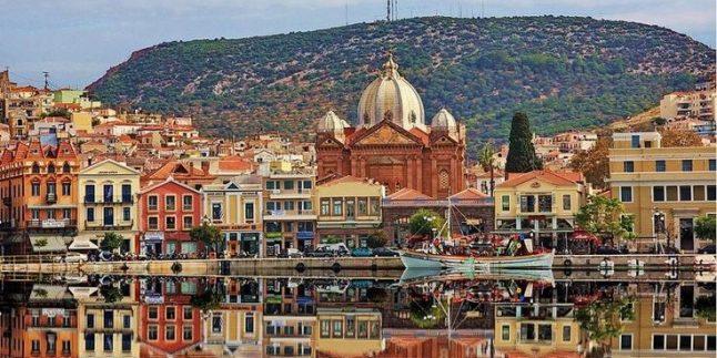 Midilli (Lesvos-Lesbos) Adası'na Nasıl Gidilir ? Gezilecek Yerleri