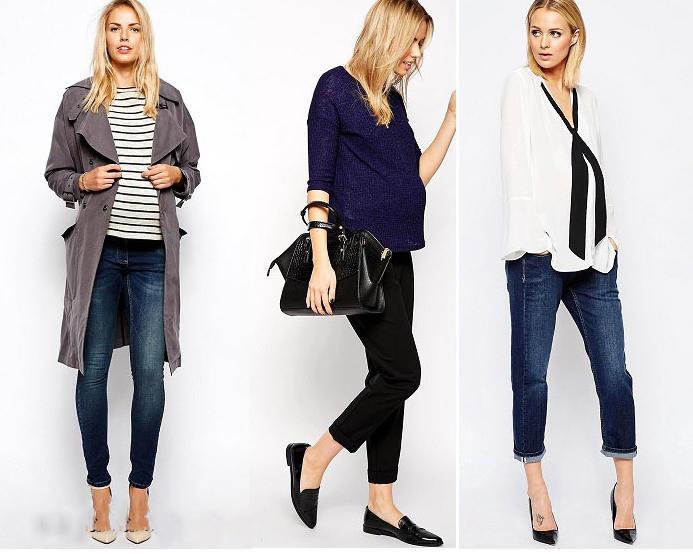 Bayan Pantolon Modelleri ve Kombinleri 2017