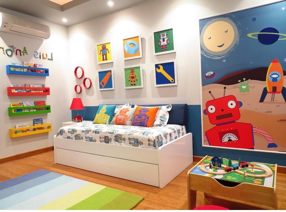 40 yeni ocuk odas modelleri rnekleri - Dormitorios infantiles modernos ...
