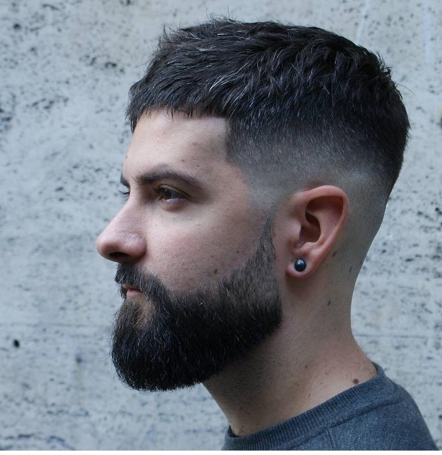 Birbirinden Şık Erkek Saç Modelleri