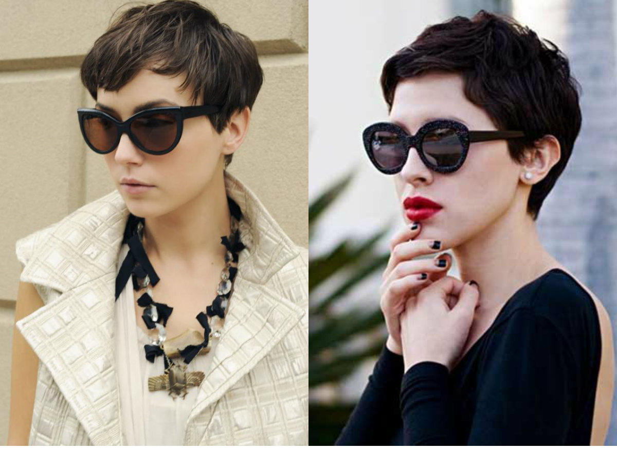 30 Haircut Inspirations For 2019: 30+ Kısa Küt Saç Modelleri