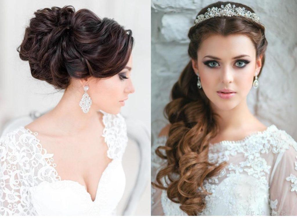 + 30 Düğün Gelinlik Saç Modelleri