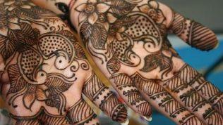 +20 Birbirinden Güzel Hint Kınası Dövme Modelleri