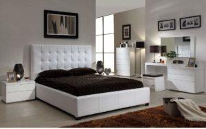 +20 Modern Yatak Odası Modelleri 2018