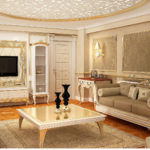 +20 Salon Dekorasyon Fikirleri ve Örnekleri