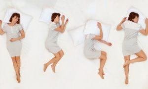 Hamilelikte En İdeal Uyku Pozisyonları