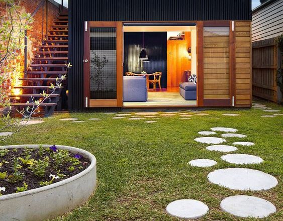 Son 5 Yılın En İlginç Bahçe Dekorasyonu Örnekleri