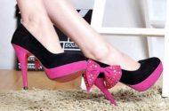 Topuklu Ayakkabı Giyme Sanatı