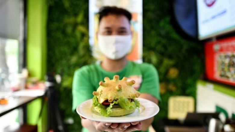 Yeni Trend Corona Burger